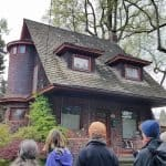 architectural heritage center walking tour